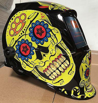 Fsk Certified Mask Auto Darkening Weldinggrinding Hood Cheater-lens-ready