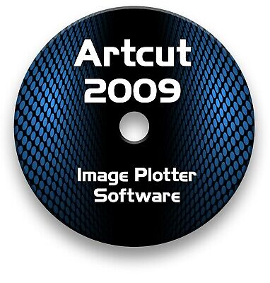 Artcut 2009 Software Vinyl Cutter Plotter - Pro Sign Making