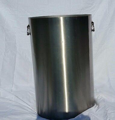 20 Gallon Stainless Steel Tank For Making Winebeercookingdeep Fryerstorage