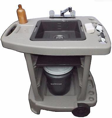 Garden Essentials Outdoor Sink/ Garden hose sink/ Watering Station