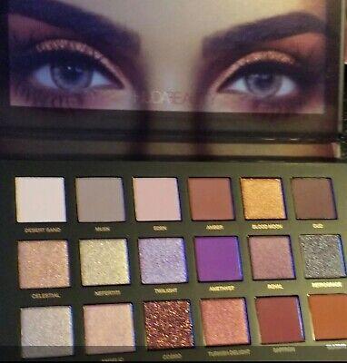 Huda Beauty Desert Dusk Eyeshadow Palette -18 Shades