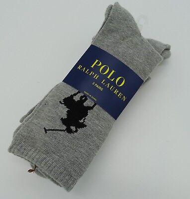 3 Paar Original Ralph Lauren  Socken TEST TEST TEST