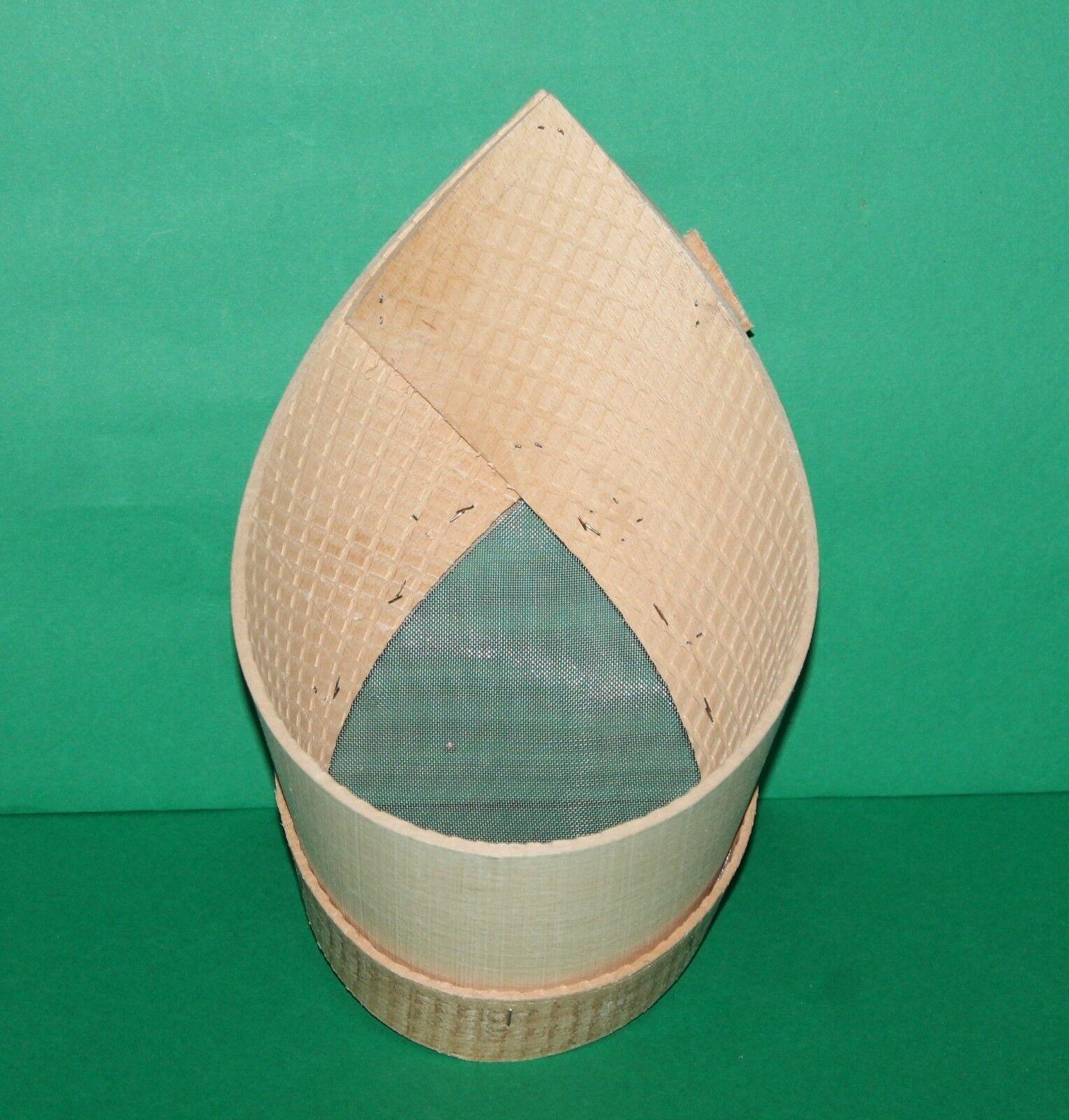 Setaccio per zucchero a velo in legno da pasticcere - SETACCI- COLINO