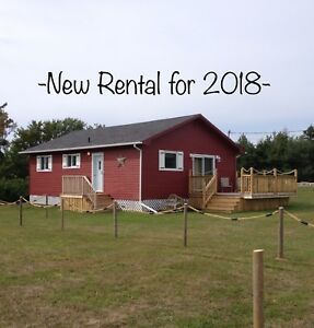 Cottage Rental - St. Peter's Harbour, PEI -SEPT FULL MONTH DEAL