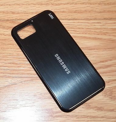 - *Replacement* Black Battery Cover / Door Only For Samsung SGH-A867 Cell Phone