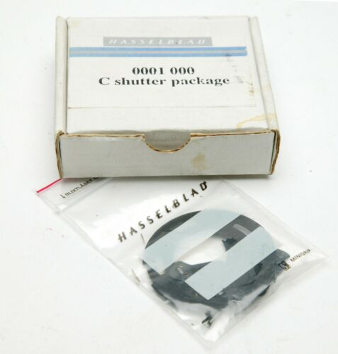 Hasselblad 0001 000 C Shutter Package. New. Box.