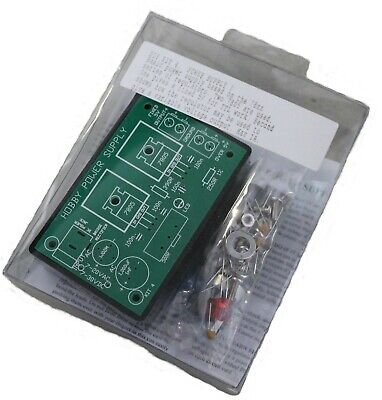 Dc Power Supply 5v And 5-28v Dc Kit - Requires Assembly