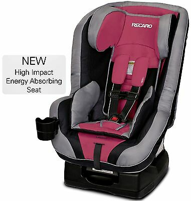 Recaro Roadster Convertible Child Safety Car Seat Rose NEW 2016