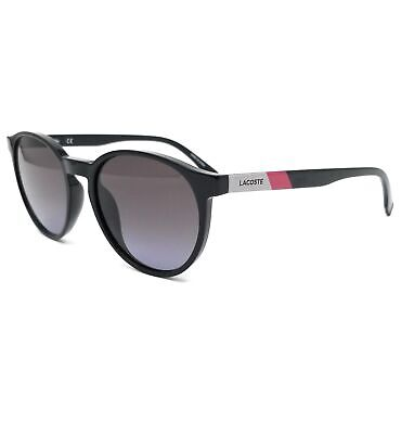 LACOSTE Sunglasses L874S 001 Black Oval Unisex (Lacoste Shades)