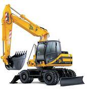 Diggers Excavators JCB