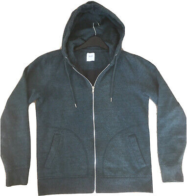 Mens Burton Hoodie Size Small, Speckled Green