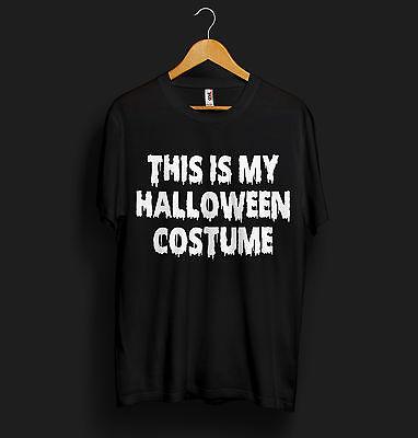 Das Ist Mein Halloween Kostüm T-Shirt Jason Nosferatu Süßes oder Saures Pumpkin