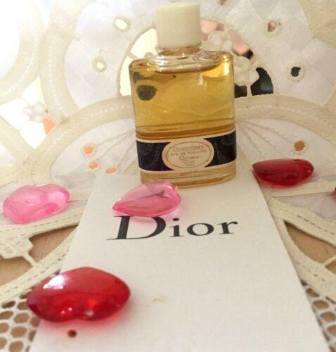 Rare 1971 CHRISTIAN DIOR Vintage DIORESSENCE Perfume EDT miniature 10 ml