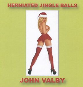 JOHN VALBY - CHRISTMAS GIFT SET - 2 XMAS CDs - 1 DVD - Explicit Language