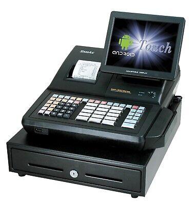 Sam4s Sap-630rt Android 10 T-screen Pos Cash Register System Basic Programing