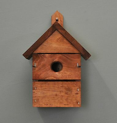 Multi Nesting Garden Wild Bird Box by Chapelwood