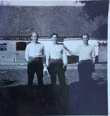 E270 Kriegsgefangene deutsche Soldaten POW prisoner of war german Soldiers