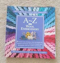 A - Z of Wool Embroidery South Morang Whittlesea Area Preview