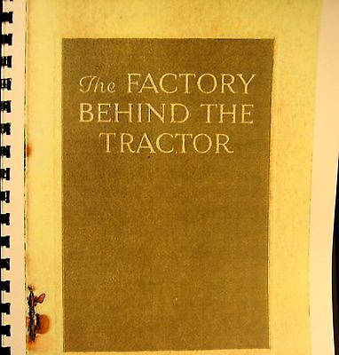 The Twin -city Tractor Minneapolis Moline History-the Factory Behind The Tractor