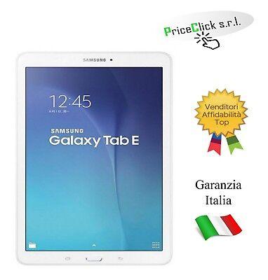 """SAMSUNG TABLET T561 GALAXY TAB E 9.6"""" WIFI+3G 8GB ITALIA WHITE"""