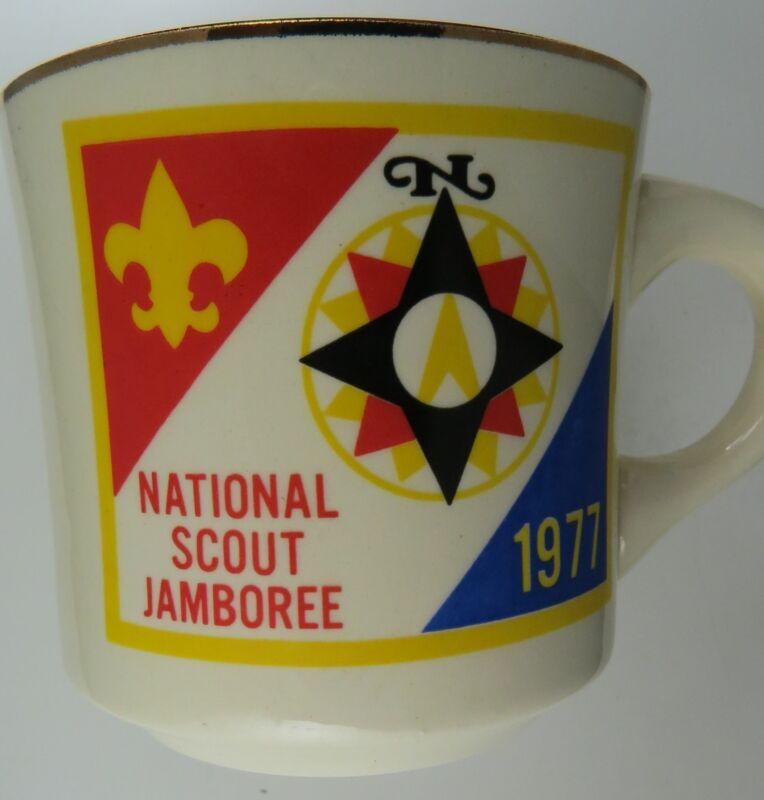 1977 National Scout Jamboree, BSA Mug [MUG-885]