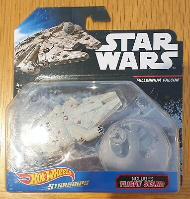 "Hot Wheels Star Wars Starships ""BLACK CARD"" Series - Millennium Falcon"
