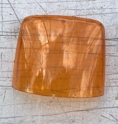 Federal Signal Vision Vector Lightbar Amber flter lens
