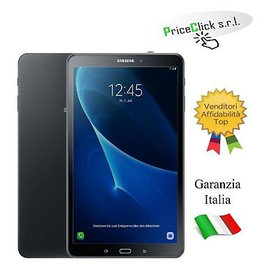"TABLET SAMSUNG T585 GALAXY TAB A 2018 10.1"" FULL HD GRAY WIFI+4G LTE 32GB ITALIA"