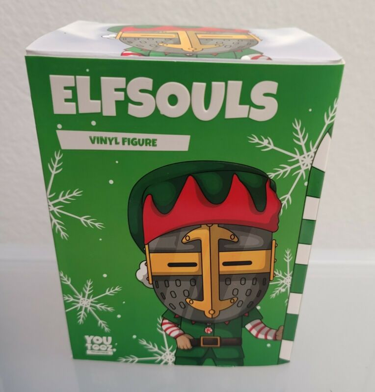 Youtooz Elfsouls Vinyl Figure Limited Edition (Scratched Code)