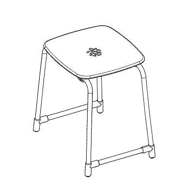 badhocker mehr als 200 angebote fotos preise. Black Bedroom Furniture Sets. Home Design Ideas