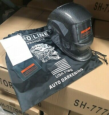 Acft Auto Darkening Weldinggrinding Helmet Hoodcarrying Bag1 Extra Cover