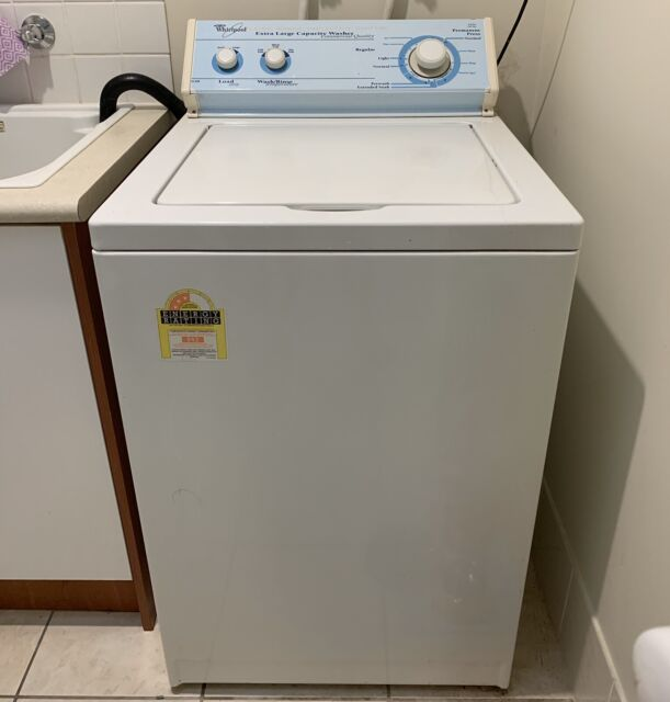 Whirlpool Extra Large Capacity Washer Commercial Quality