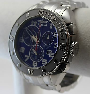 Invicta Men's Master of the Oceans Pro Diver #5022, Swiss Made