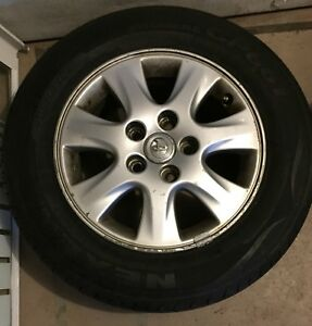 Brand new Toyota Tire 15 inch