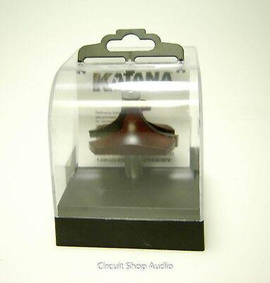 Katana 1 Radius Round Over Router Bit - 12 Shank - 17659 Tx2