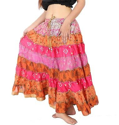 Wholesale 10 Skirt African tribal New Women stylist multicolored  skirts](Skirt Wholesale)