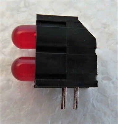 Mv60539mp90 Fairchild Led Circuit Board Indicators Bi-level Red Led 10-pc Lot