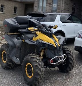 Perfect renegade 1000 xxc can am