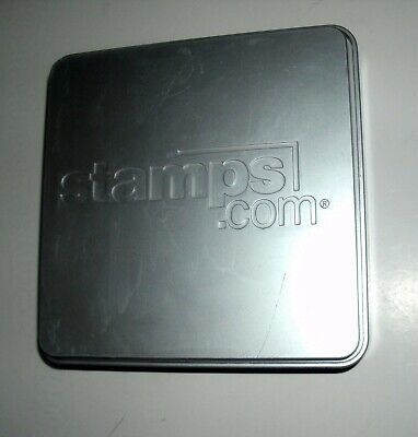 Stamps.com Scale Silver Model 510 5lb Usb Postal Shipping Scale