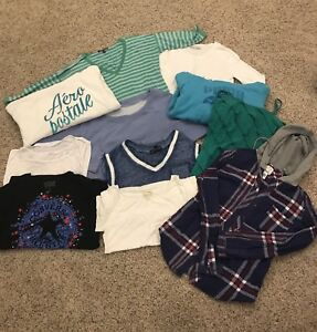 Clothing lot.  Women's S/M.  Assorted brands