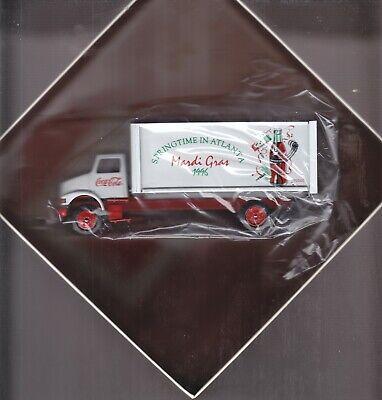 SPRINGTIME IN ATLANTA 1996 WINROSS TRUCK MNT IN ORIGINAL BOX. Mnt Box