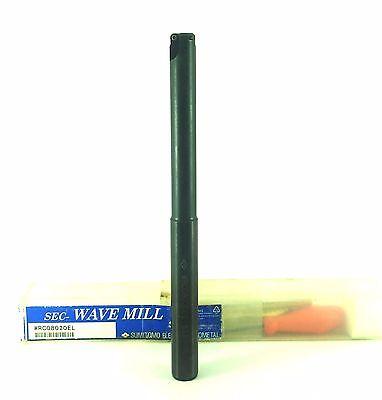 Sumitomo Indexable Copy Endmill Dia 20mm 0.7874 Wrc08020el Long