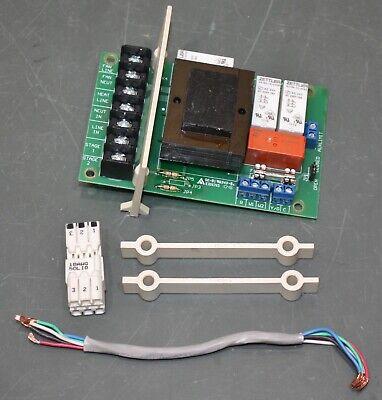 Control Board For Hotpod In-line Duct Fan Heater Hp6-1000120-2t 120vac 6 Duct