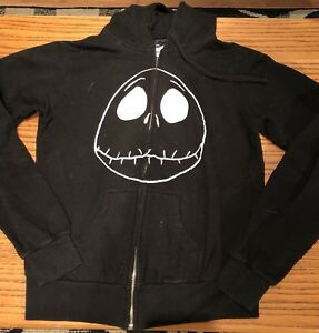 Jack skellington hoody - size large