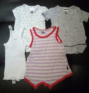 Baby Girls Bonds Bundle Size 000-00 Tapping Wanneroo Area Preview