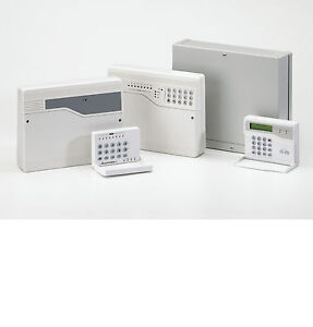burglar alarm build your own honeywell alarm system ebay. Black Bedroom Furniture Sets. Home Design Ideas