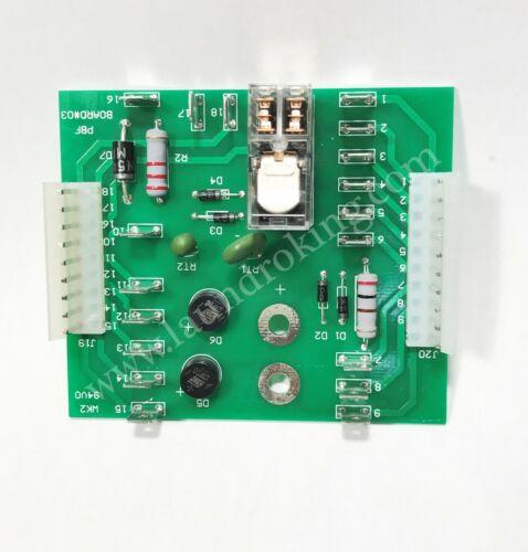 F370430-1P  DOORLOCK BOARD 110V  FOR HUEBSCH/SPEED QUEEN  WASHERS,  F0370430-21