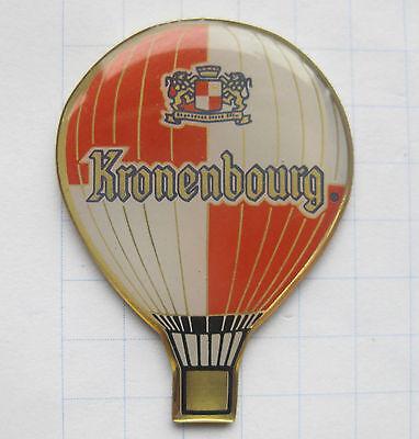KRONENBOURG  .....................Bier-Ballon-Pin (102h)