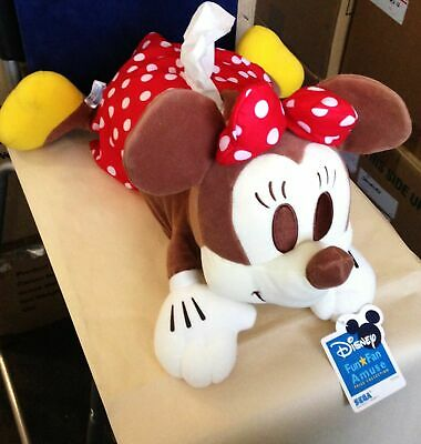 minnie mouse fun fan tissue box cover