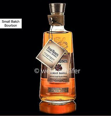 Four Roses Single Barrel Kentucky Straight Bourbon Whiskey 50% 0,7l Whisky USA
